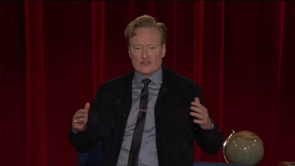 Conan O'Brien dice adiós a su show nocturno tras 28 años al aire - Conan O'Brien. Captura de pantalla