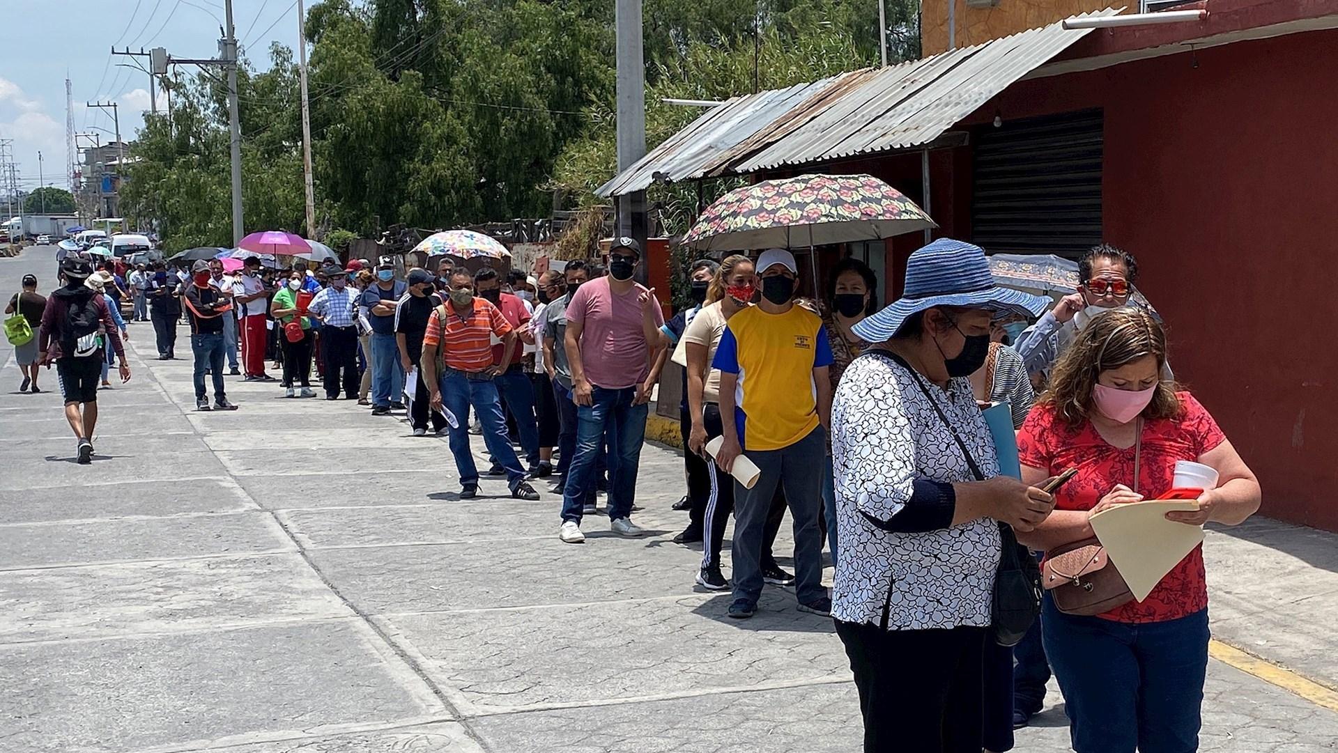 México registra, en las últimas 24 horas, 3 mil 964casos positivos y192 defunciones por COVID-19