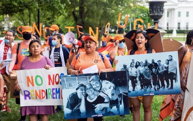 Dreamers piden una vía para la ciudadanía en EE.UU. en aniversario de DACA - DACA dreamers