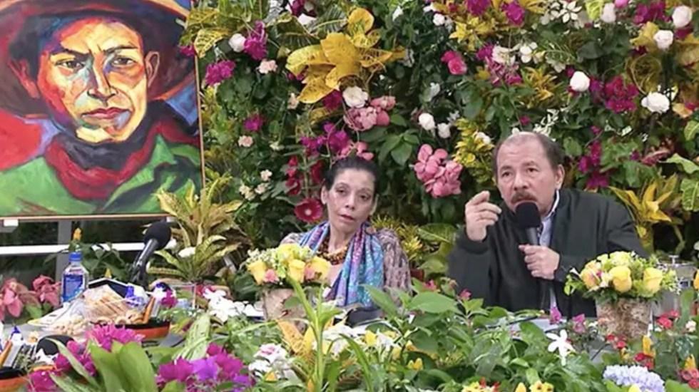 """Ortega asegura que enterrará a la OEA y la califica como una """"cloaca"""" - Ortega asegura que enterrará a la OEA y la califica como una"""