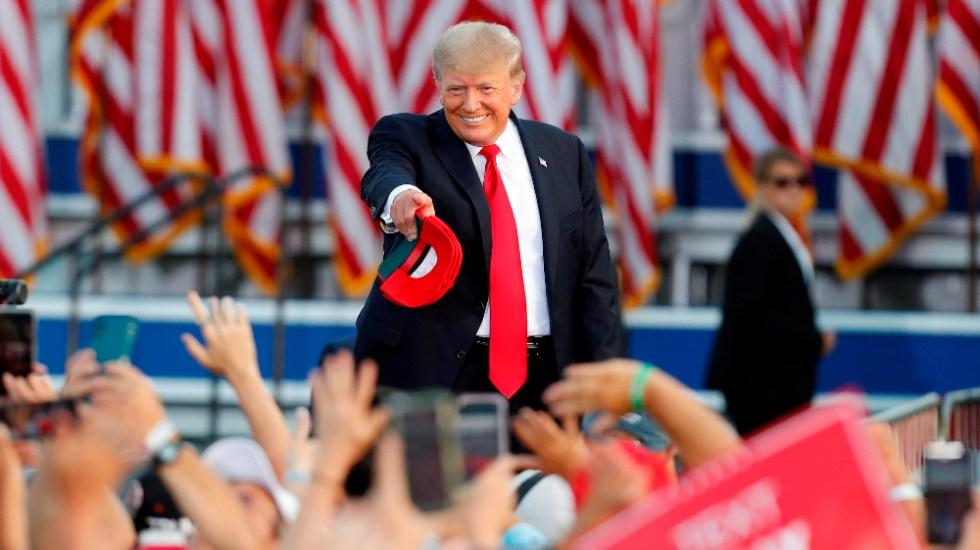 Trump agita fantasma de migración contra Biden en su gira de la venganza - Donald Trump