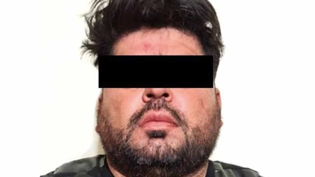 Detienen a 'El Chubeto', integrante de célula del Cártel de Sinaloa - Detienen a 'El Chubeto', integrante de una célula del Cártel de Sinaloa. Foto de FGR