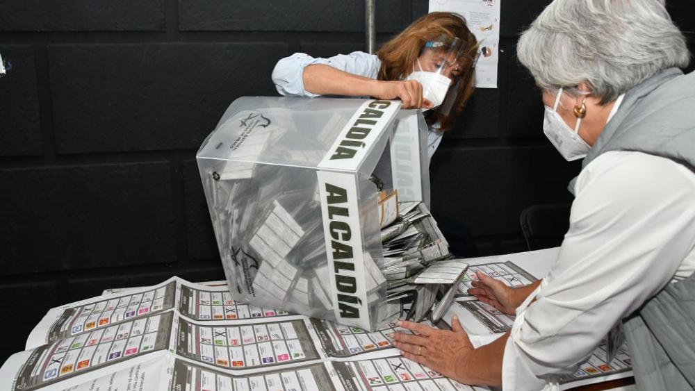 Nunca han tenido sustento acusaciones de parcialidad, asegura Jaime Rivera, consejero del INE - Elecciones 2021 Ciudad de México CDMX