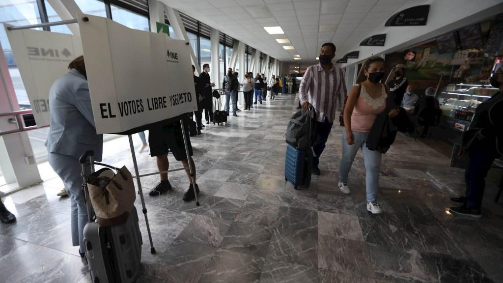 Resultados del PREP en la Ciudad de México - Elecciones Ciudad de México CDMX