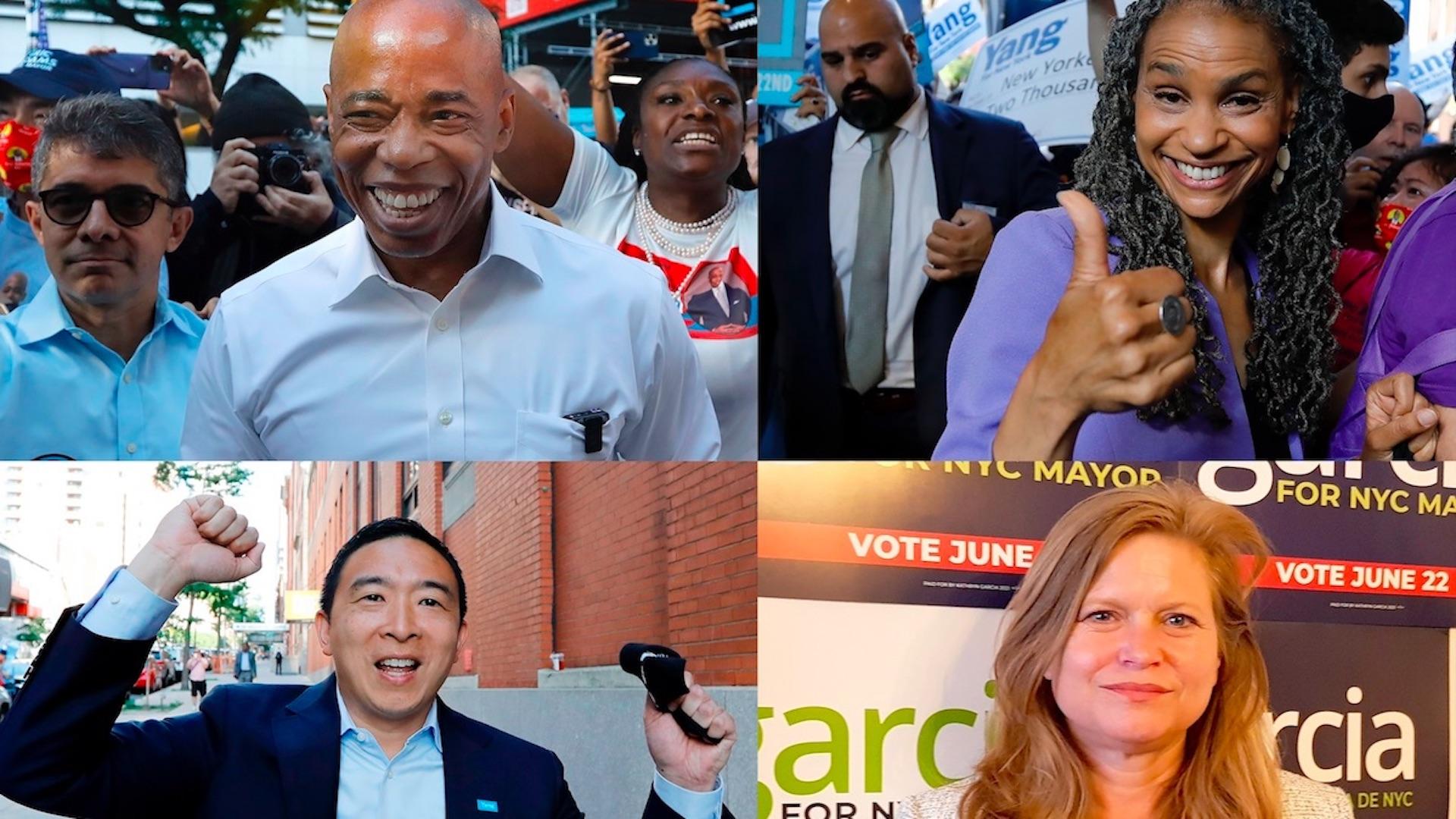 Nueva York realiza elecciones primarias para elegir a alcalde