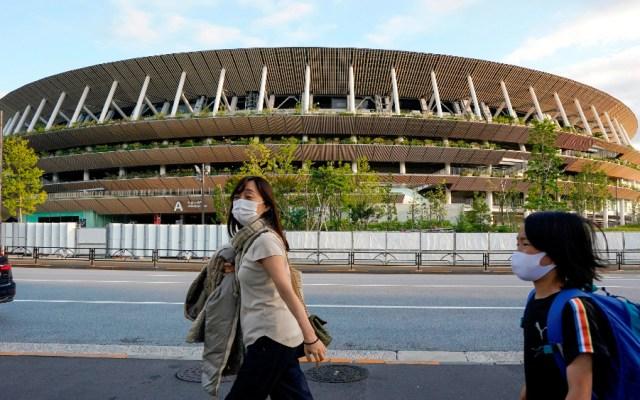 Tokio registra tres mil 177 nuevos casos de COVID-19, un nuevo récord diario - Estadio Tokio 2020