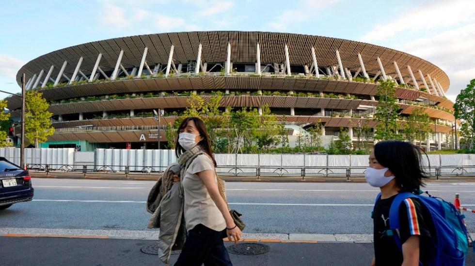 Tokio 2020 planea estadios con público pese a que expertos lo desaconsejan - Estadio Tokio 2020
