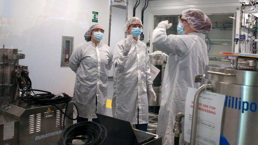 EE.UU. se prepara para nueva pandemia como si fuera un viaje a la Luna - Estados Unidos EEUU covid coronavirus variante delta pandemia