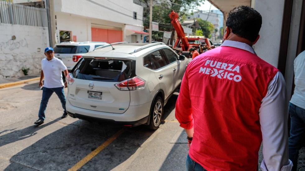 """""""No hay nada que temer"""" para salir a votar el 6 de junio, asegura AMLO - Fuerza X México José Alonso violencia Acapulco 6 de junio"""