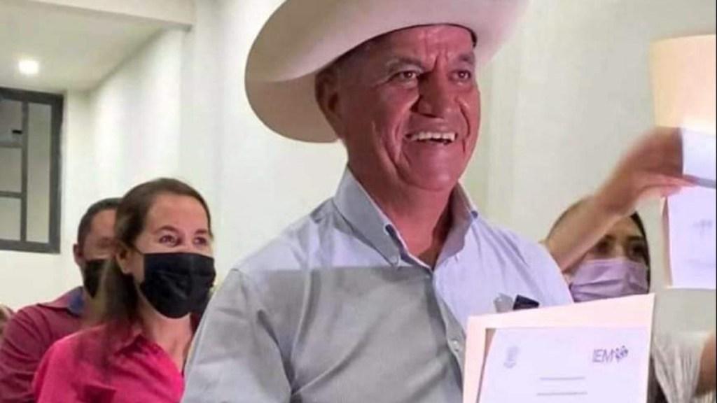 Secuestran al presidente municipal electo de Penjamillo, Michoacán - Gilberto Mejía Salgado, presidente municipal electo de Penjamillo, Michoacán. Foto de Quadratín