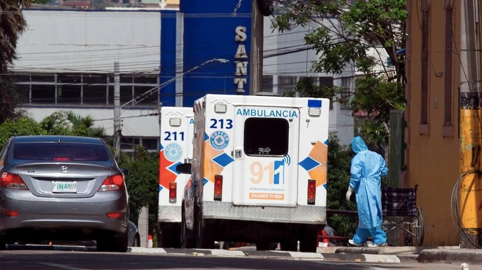 Honduras confirma el primer caso de Hongo Negro - Honduras confirma el primer caso de Hongo Negro. Foto de EFE