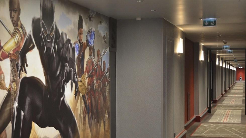 Abre el primer hotel del mundo dedicado al universo Marvel - Abre el primer hotel del mundo dedicado al universo Marvel. Foto de EFE