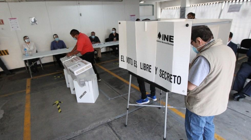 Arranca jornada electoral; ciudadanía elige más de 21 mil cargos públicos - INE elecciones 2021 voto casillas 5