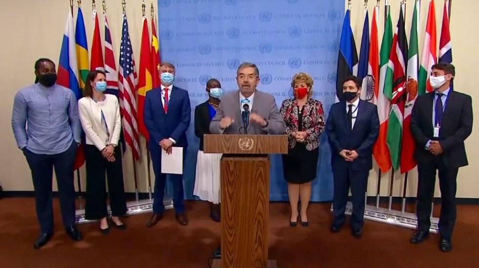 De la Fuente llama a redoblar esfuerzos para arrestar a sospechosos de atrocidades en Darfur - Juan Ramón de la Fuente ONU Estatuto de Roma