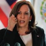 Precisa Kamala Harris que comentarios sobre periodistas y ONG fueron para Guatemala y no México