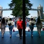 Londres planea aplazar por tercera vez los controles en Irlanda del Norte - Londres Reino Unido covid19 coronavirus