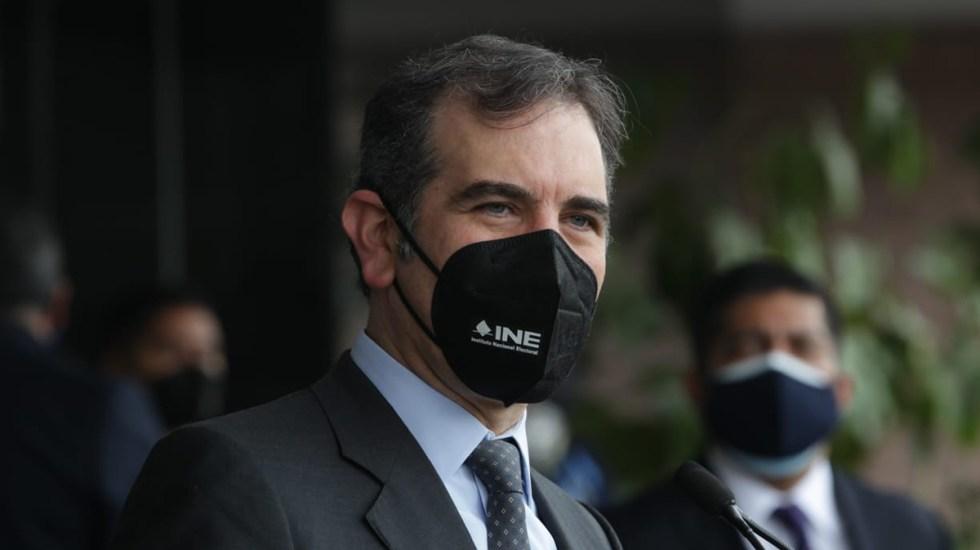 Diputados citan a comparecer a Lorenzo Córdova en noviembre - Lorenzo Córdova, consejero presidente del INE