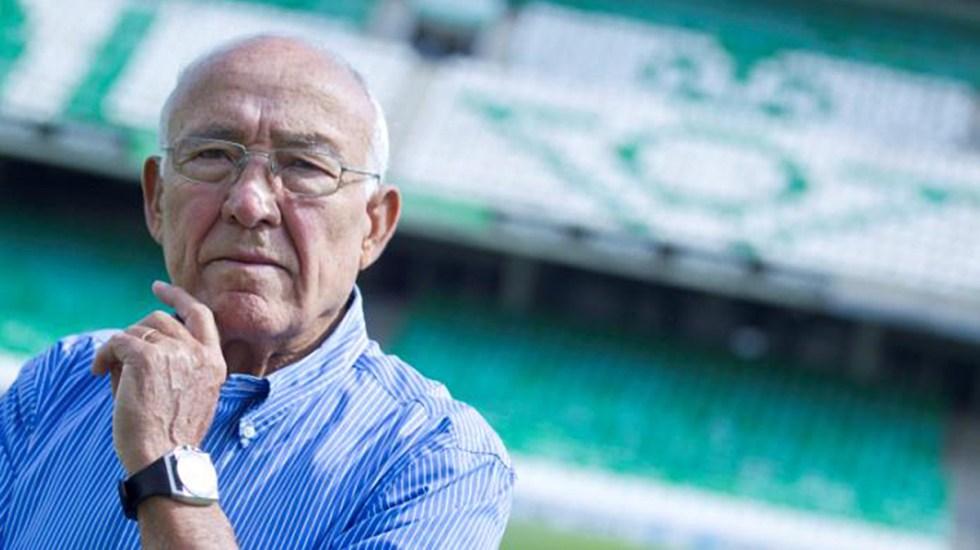 Muere el legendario Luis del Sol, ex del Betis, Juventus, Real Madrid y Roma - Luis del Sol Cascajares. Foto de @RealBetis