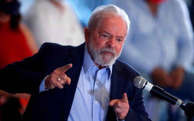 """Lula califica de """"genocidio"""" las 500 mil muertes por COVID-19 en Brasil - Luiz Inácio Lula da Silva"""