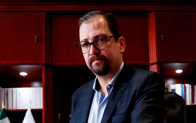 Magistrado Vargas convoca a reunión urgente para poner fin a crisis en Tribunal Electoral - José Luis Vargas