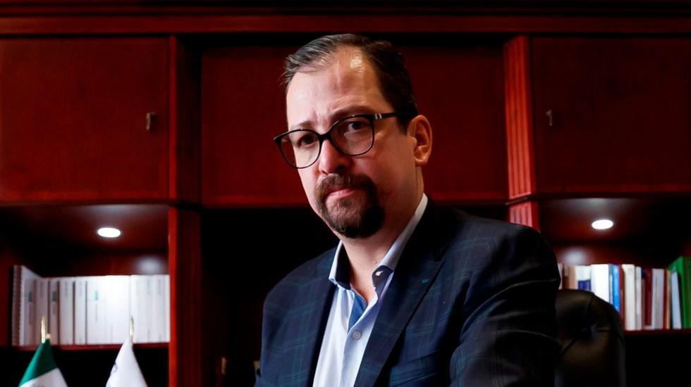 Magistrados destituyen a José Luis Vargas; Reyes Rodríguez Mondragón es el nuevo presidente del TEPJF - José Luis Vargas