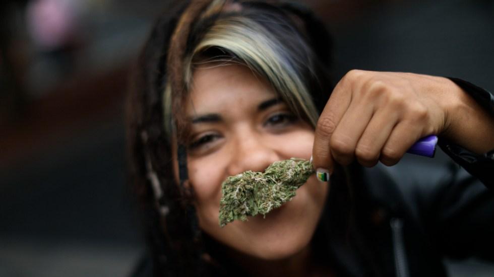 AMLO respeta fallo de SCJN sobre despenalizar consumo lúdico de mariguana - mariguana México