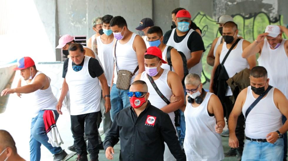 Ordenan a RSP retirar a los Mastines, grupo de autodefensa electoral - Mastines RSP