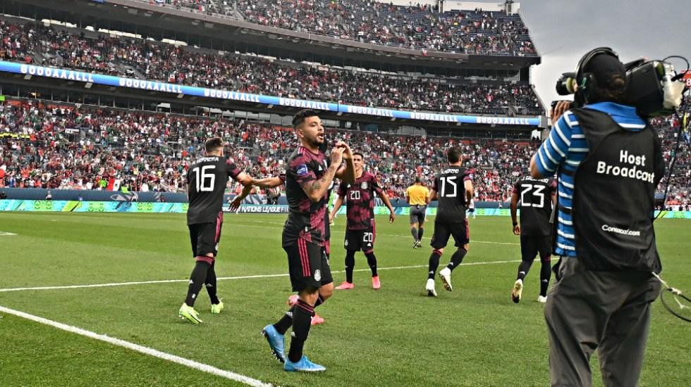 Con Funes Mori y sin 'Chicharito', México da a conocer lista para Copa Oro - Mexico EEUU Nations League