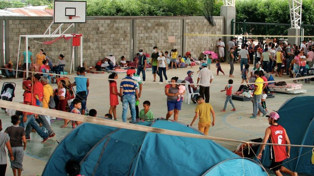 ACNUR aboga por la inclusión social de los migrantes - ACNUR aboga por la inclusión social de los migrantes. Foto de EFE