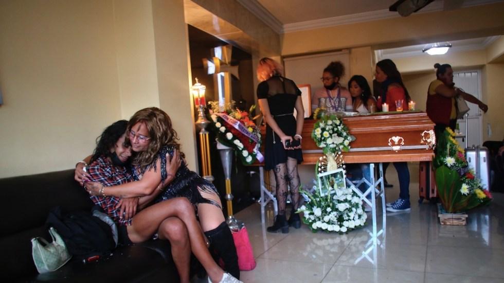 Piden repatriación a Honduras de mujer trans que murió en México - Piden repatriación a Honduras de mujer trans que murió en México. Foto de EFE