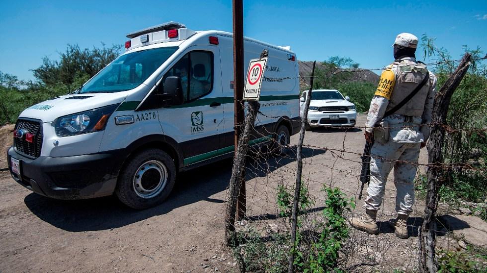 """Gobernador de Coahuila llama """"cínico"""" e """"ignorante"""" a Bartlett por tragedia en mina - Múzquiz Coahuila mineros atrapados"""