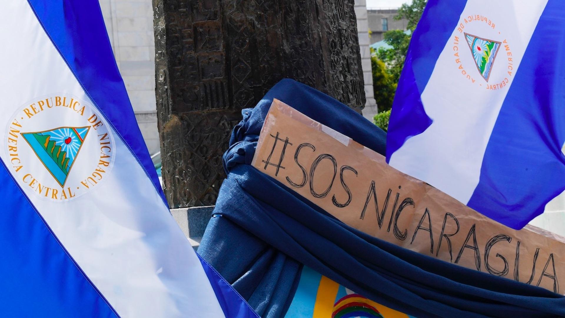 Familiares de opositores detenidos en Nicaragua exigen poder verlos
