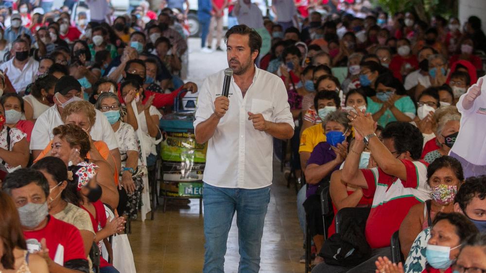 El Tercer Distrito Federal de Yucatán requiere un cambio: Pablo Gamboa - Pablo Gamboa Miner