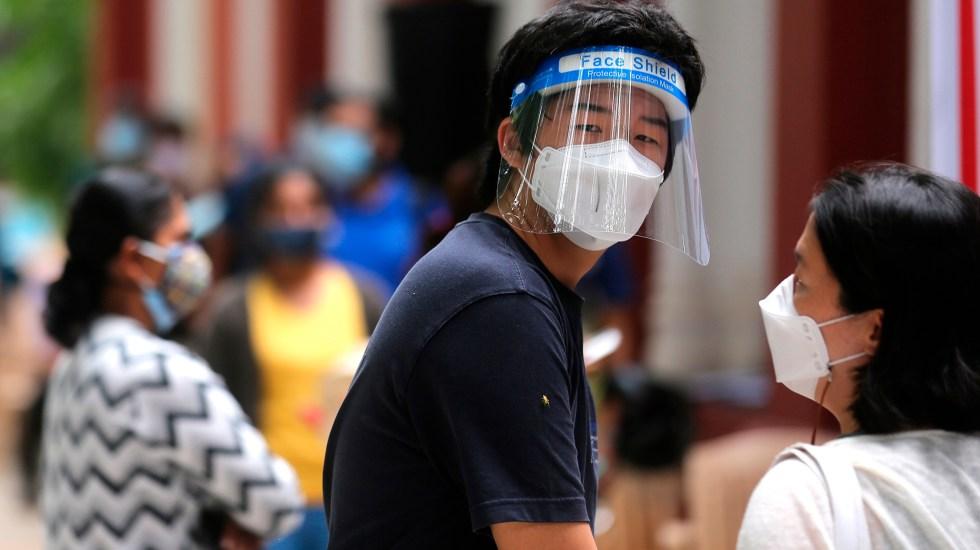 Variante india puede ser 60 por ciento más contagiosa, dice experto - Pandemia de COVID-19 en India. Foto de EFE