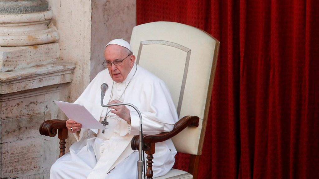 Papa Francisco evoluciona favorablemente tras cirugía de colon - Papa Francisco