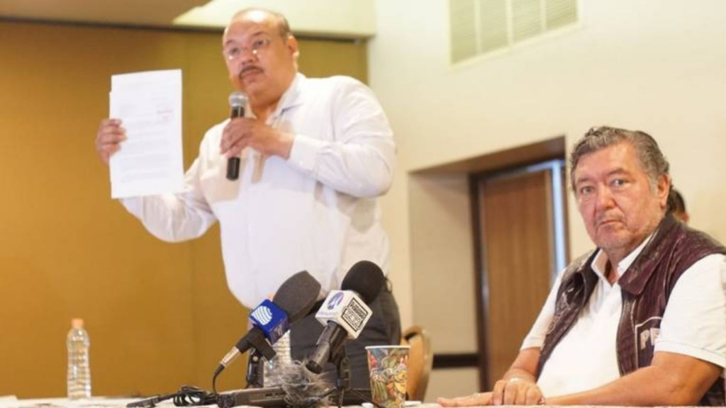 Renuncia presidente del Consejo Estatal de Morena en BC y se suma a candidatura de Jorge Hank Rhon - Rafael Armando Figueroa Sánchez Jorge Hank Rhon Morena Baja California