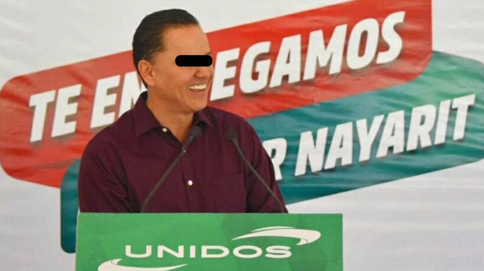 Dictan prisión preventiva a Roberto Sandoval; permanecerá recluido en Tepic - Roberto Sandoval. Foto de facebook.com/robertosandovalc