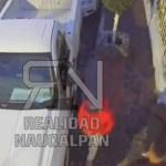 #Video Disparan contra familia en intento de robo en Naucalpan