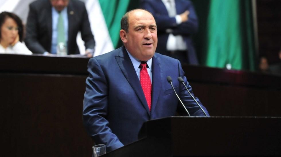 Rubén Moreira, presidente de la Jucopo en la Cámara de Diputados - Rubén Moreira Valdez PRI Diputado