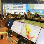 Santiago Nieto da seguimiento a la jornada electoral en materia de seguridad