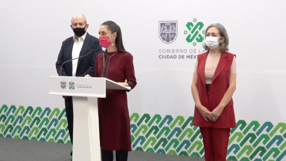 Deja Florencia Serranía dirección del Metro de la CDMX; Guillermo Calderón, nuevo titular - Sheinbaum Serranía Calderón Metro