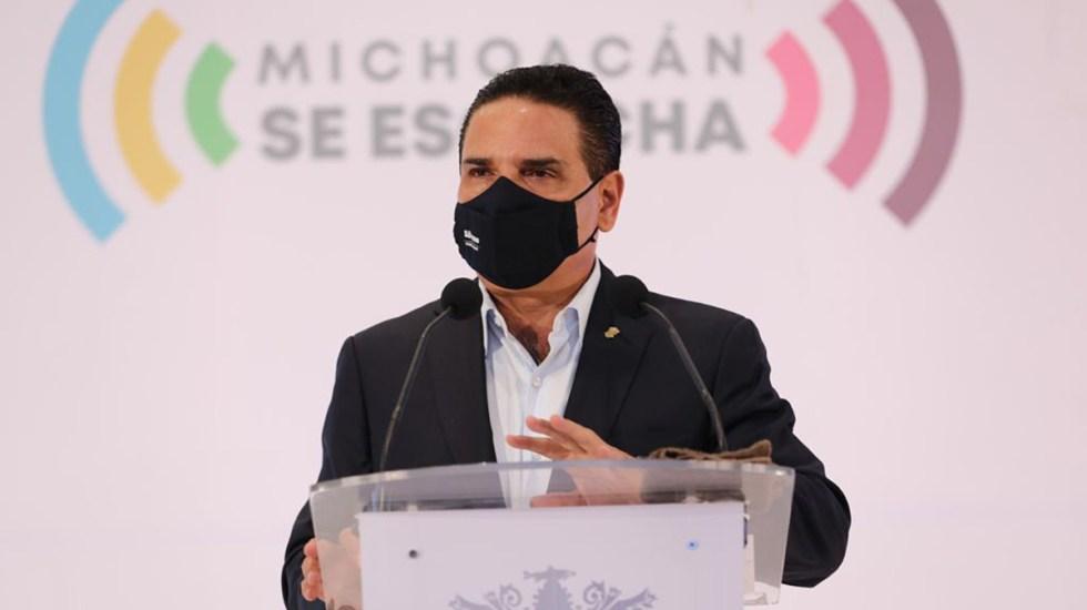Silvano Aureoles denunciará 'narcoelección' en Michoacán ante ONU, CIDH y EE.UU. - Silvano Aureoles. Foto de @SilvanoAureoles
