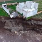 Familia cuya casa colapsó en socavón de Puebla ha rechazado opciones de terreno