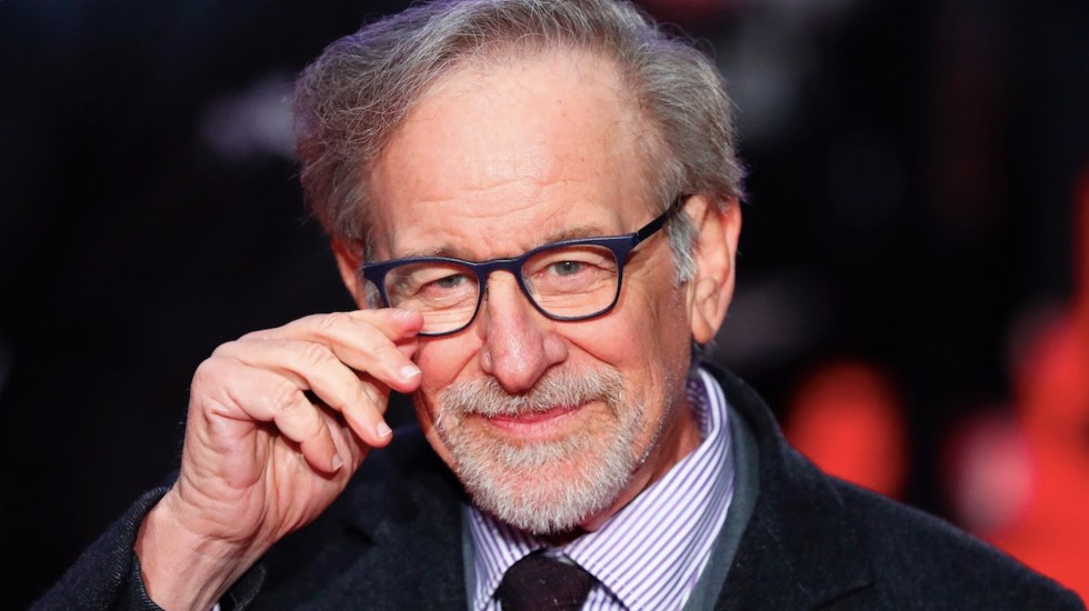 Steven Spielberg firma acuerdo con Netflix para producir películas - Steven Spielberg firma acuerdo con Netflix para producir películas. Foto de EFE