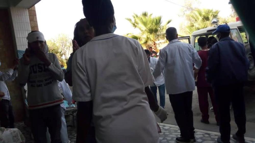 Togoga ataque mercado Tigray Etiopía
