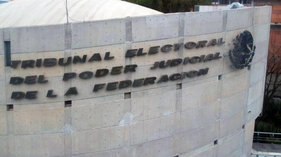 TEPJF sanciona a Celia Maya e Indira Vizcaíno por actos anticipados de campaña - Tribunal Electoral TEPJF