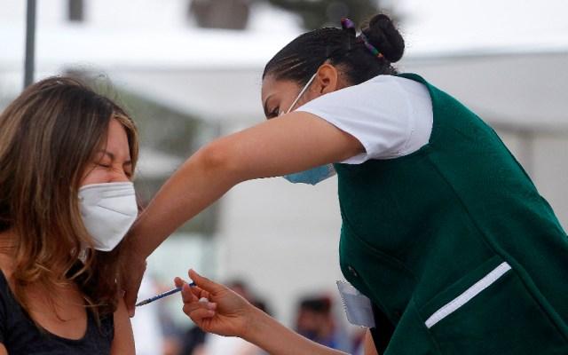 México pedirá a EE.UU. abrir frontera tras vacunación en Baja California - vacunación COVID frontera Baja California México