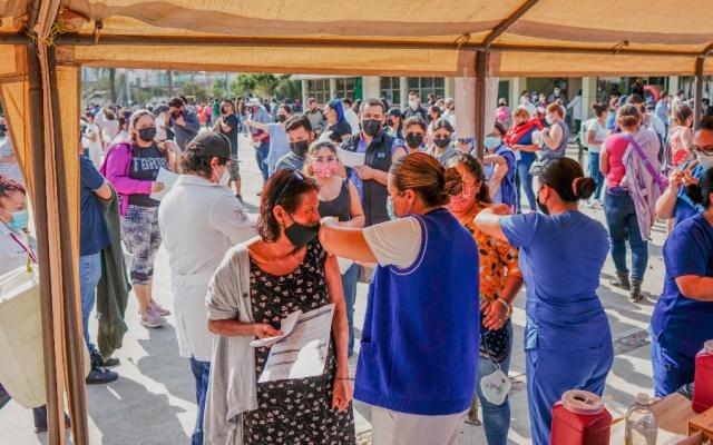 Uno de cada tres mexicanos ha sido vacunados contra COVID-19, asegura Salud - Vacunación Tijuana Baja California COVID Janssen mexicanos