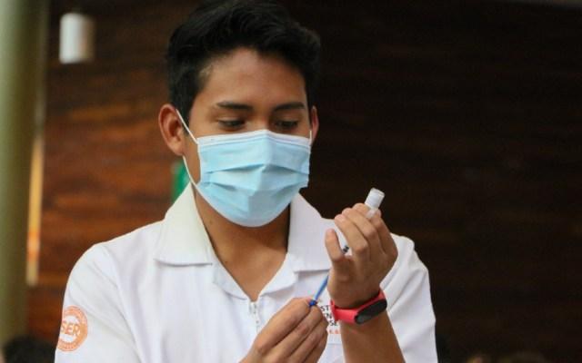 Se han aplicado 39.6 millones de vacunas contra COVID-19 en México - vacunas CDMX COVID vacunación