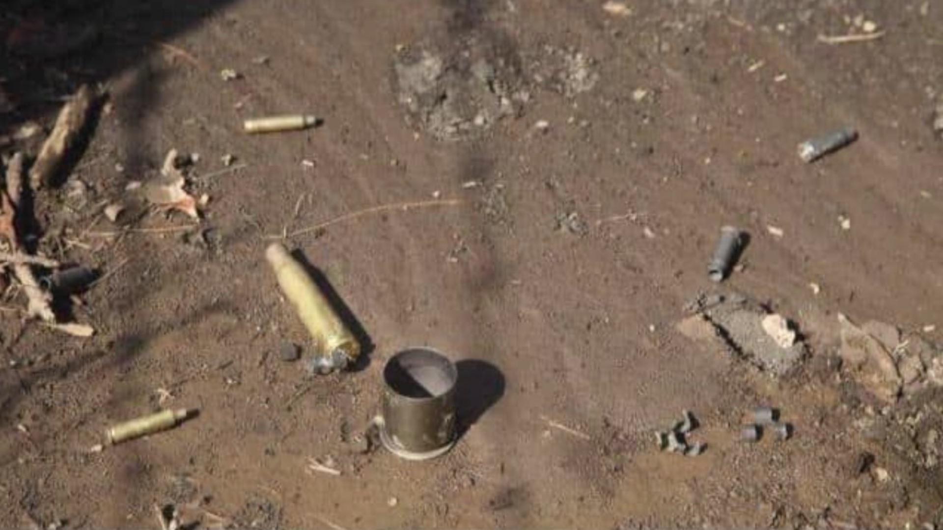 Enfrentamiento en Valparaíso, Zacatecas, deja 18 muertos. Foto Especial